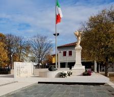 Monumento aos mortos nas guerras