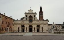 Abadia de Polirone - Praça Teofilo Folengo