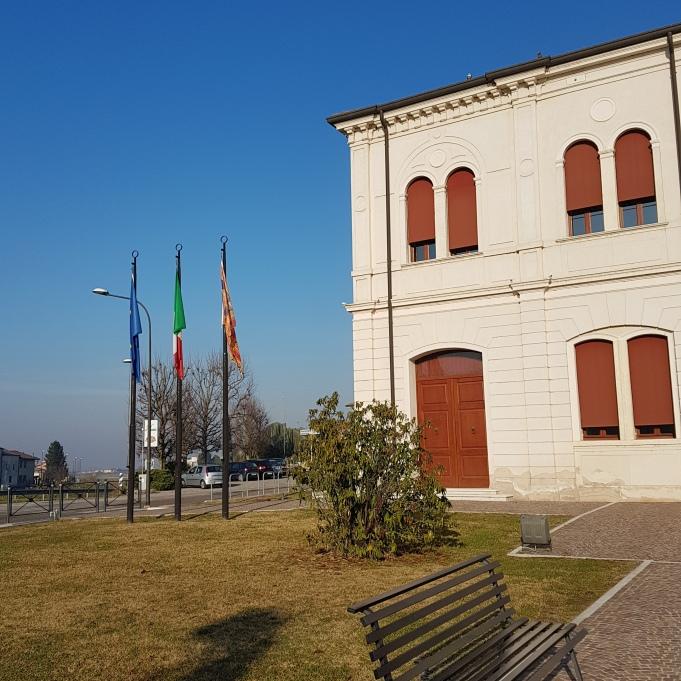 Prefeitura de Giacciano con Baruchella