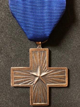 Cruz de Guerra ao Valor Militar