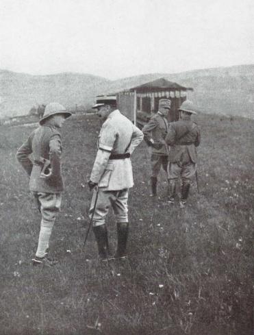 Fração de Tortima em 1918