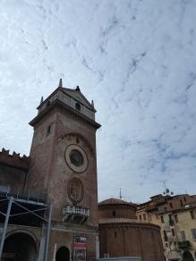 Torre dell'Orologio - Piazza delle Erbe