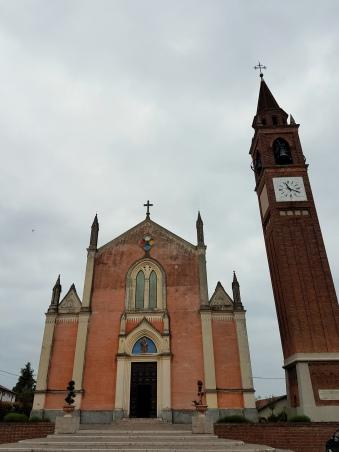 Parrocchia di San Matteo Apostolo (San Matteo Delle Chiaviche)