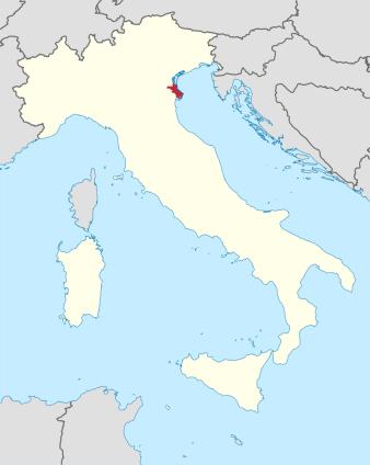 Território da Diocese de Chioggia
