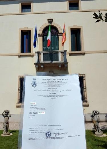 Villa Bartolomea - Ferrante