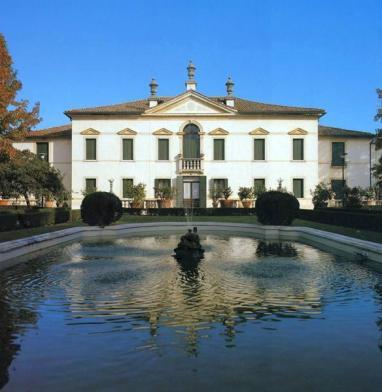 Sede municipal - Villa La Quiete