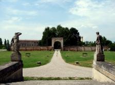 Villa Pojana - ingresso