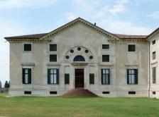 Villa Pojana - vista posterior