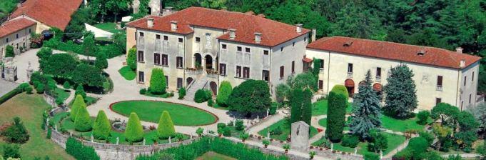 Panorâmica da Villa Godi Malinverni (foto: reprodução)