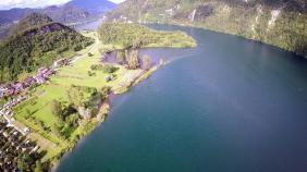 Lago do Corlo (foto: reprodução)