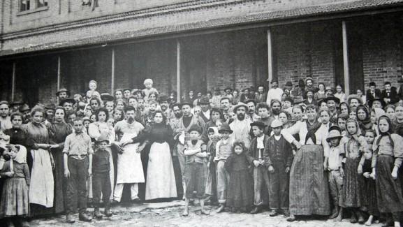 Hospedaria dos imigrantes SP