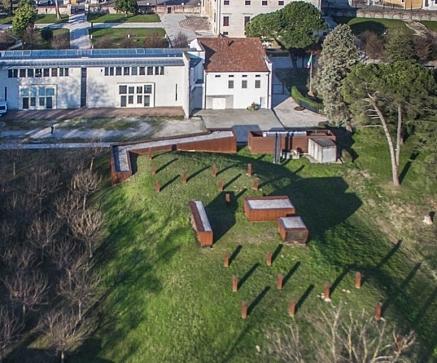Bunker - vista aérea (foto: reprodução)