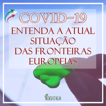 Covid - fronteiras